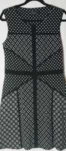 🌹Just In1🌹JUST..TAYLOR-Multi Panel Pattern Dress